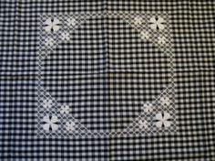 Small Tablecloth Black Tablcloth Gingham Tablecloth Black