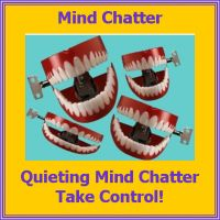 Are there two of you in there? Who has control? you or the voice that chatters in your head? Take Control Now! This post tells you how
