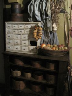 Wonderful Apothecary and Grain Measures