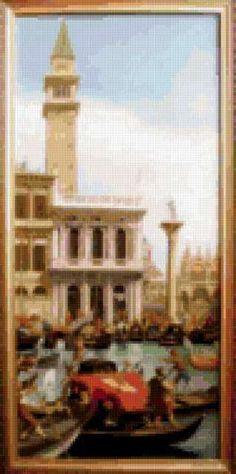 Венеция, предпросмотр
