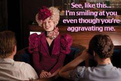 What is your favorite Effie Trinket-ism?