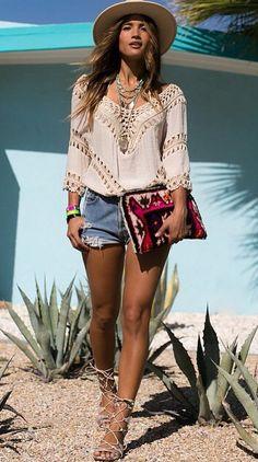 Desert lady