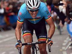 Team Sky | Pro Cycling | World Championships | Gallery | World Champs Photo Gallery | Philippe Gilbert produced a stinging attack
