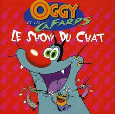 Oggy et Les Cafards Audio CD Kids Movie Soundtrack Music and The Cockroaches Fun