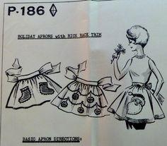 Vintage 60s Mail Order Pattern by Pauline by VintageNeedleFinds