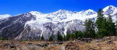Rozhovor z Olegem Martirosyanem o práci horského průvodce na Kavkaze