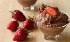 This delicious Nutella mousse has just two ingredients. Whip it up, chill it and enjoy. Yummo!