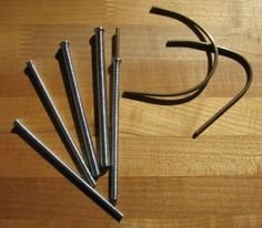 Blog post: Tube Bending. Here is a link: http://www.conniefoxvideos.com/blog/?p=1030