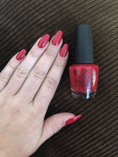 Red Nails ❣️