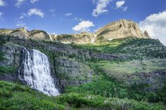 Noname Falls by Seth Cribby on 500px