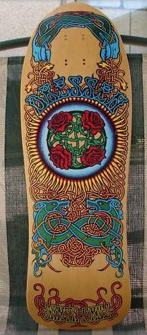 Eric Dressen Celtic Roses