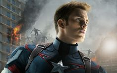 Captain America Age of Ultron Movie HD Wallpaper