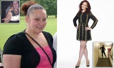 Amazing mother :-  shed 10st (140 pounds weight), after becoming too fat to climb the stairs to her flat