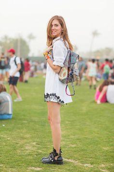Los Mejores Looks De Coachella | Cut & Paste – Blog de Moda