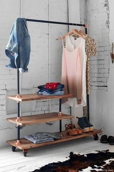 You will simply never have enough closet space, even if your home is big and there are so many rooms. Closets are like kitchen cabinets, no one ever has enough. Even huge walk-in closets can often seem smaller when they… Continue Reading →