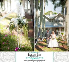 Stephanie and William | Edison Ford Winter Estates |  Fort Myers Wedding Photographer Jamie Lee