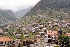 Madeira - Church of Ribeira Seca, Machico