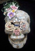 One of Laurel Skye's skulls