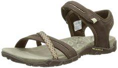 Merrell Terran Cross II Womens Sandals ** Tried it! Love it! Click the image. : Outdoor sandals