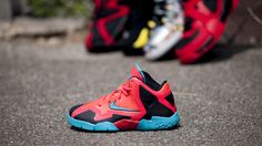 Gear up for class with the Nike LeBron 11