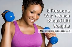 A very common myth surrounding women's fitness has to do with weight lifting. People claim that women shouldn't lift weights because they could bulk up.