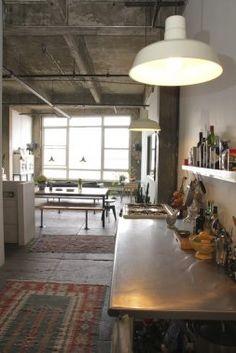 Appartement de l'illustratrice Lotta Nieminen à Williamsburg. (Photo: Yannick Landry, La Presse)