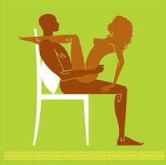 Posiciones nuevas para altas temperaturas: coloca un ventilador bajo las piernas de tu chico y consigan una silla y un cojín, para que él recargue la cadera. Siéntate de frente y, una vez que él esté adentro, sube tus piernas a sus hombros y vayan moderando el movimiento.