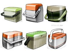 product by Michael DiTullo at Coroflot.com #id #industrial #design #product #sketch