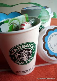 Baby Toolkit: Teacher Appreciation: Quick & Caffeinated