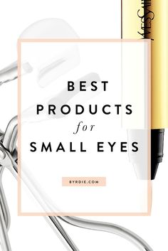 16 perfect products for girls with small eyes (via @byrdiebeauty)