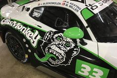 Richard Rawlings and Gas Monkey Garage are set to go racing at the Rolex 24 at Daytona with this sleek Dodge Viper GT3-R.