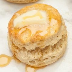 These are THE Best Southern Buttermilk Biscuits. Fluffy, soft, tender, moist, and melt-in-your-mouth! So irresistible straight out of the oven.