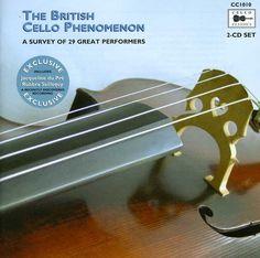 Jacqueline Du Pre - British Cello Phenomenon Th, Black