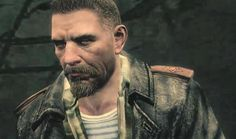 Viktor Reznov - Call of Duty Series. Really charismatic character