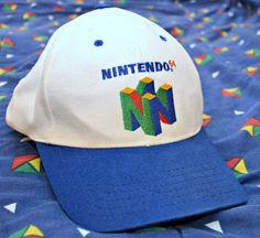 Nintendo 64 Hat