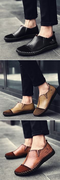 US$41.42#Soft Loafers Casual Shoes