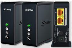 STRONG Wi-Fi Connection Kit Duo 1700 | Satelittservice tilbyr bla. HDTV, DVD, hjemmekino, parabol, data, satelittutstyr Wifi, Connection