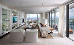 Квартира в Майами, штат Флорида, США. - Дизайн интерьеров   Идеи вашего дома   Lodgers