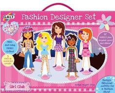 Fashion Designer Set from Galt: Amazon.de: Spielzeug