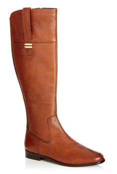 $265 LTS Connie Leather Riding Boot