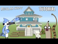 Lovely House Minecraft Tutorial