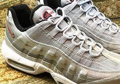 77dc1bdb5f8cf0 Nike Air Max 95 QS Silver Bullet 918359-001