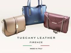 Leather Handbags and Luggages - Tuscany Leather Authorized Dealer – Rehana.co