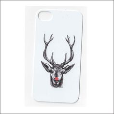 Rudolph  iphone 5 case iphone 4 case iphone 4s by icasecouture, $15.00