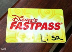 How the New-gen FASTPASS System at Disney World Could Affect Your Vacation (article).