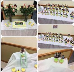 Pioneer school cupcakes