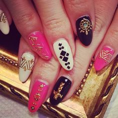 fantasie nagels @Shilly Beauty Care