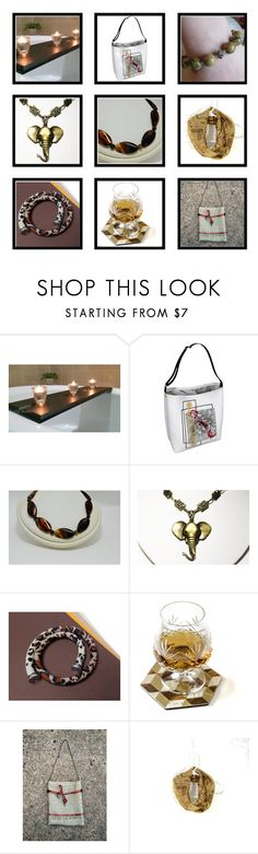 Great Gifts by inspiredbyten on Polyvore featuring мода and rustic