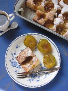 Rozgardiasz kuchenny bez pszenicy: Ciasto ze śliwkami French Toast, Muffins, Cakes, Breakfast, Food, Morning Coffee, Muffin, Cake Makers, Kuchen