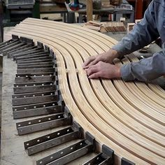 """Scotty Lewis describes bending wood as """"one of the most exciting and magical things a woodworker will ever experience,"""" and the lure is easy to see: The ability to shape Mother Nature's product to our design indicates a mastery of material and allows for unusual shapes. We've looked at plenty"""